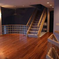 Strand Bamboo<br />Tawny<br />Staircase Landing