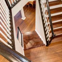 Strand Bamboo<br />Timber Antiqued<br />Staircase