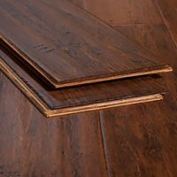 Click Lock Bamboo<br />Tierra Antiqued