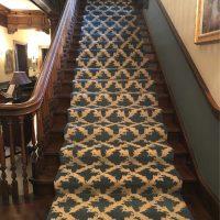 Custom - Trellis Stair Runner